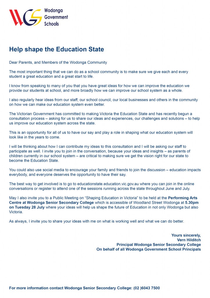 Education State