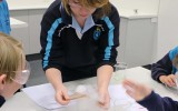 Primary School Gets Hands on With Science