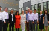 Delegates from Vietnam Visit the College