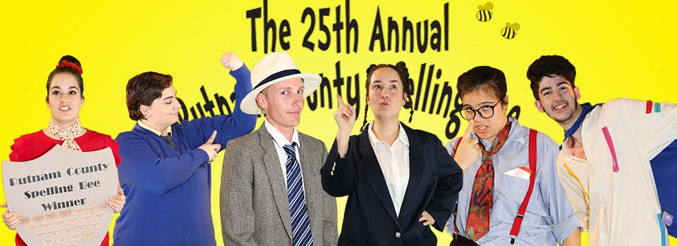 WSSC Presents The 25th Annual Putnam County Spelling Bee