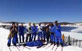 EAL Peer Support Snow Trip